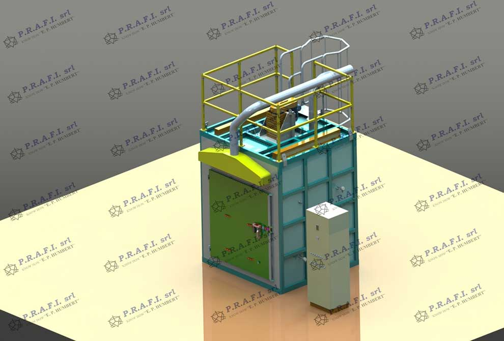 Manual chamber furnaces for age hardening